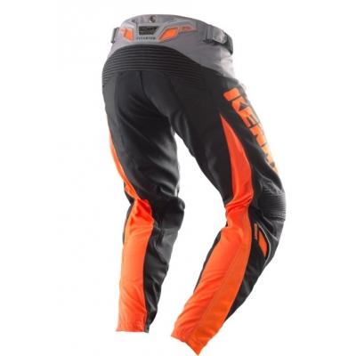 Nohavice KENNY Titanium 2019 - oranžovo sivé