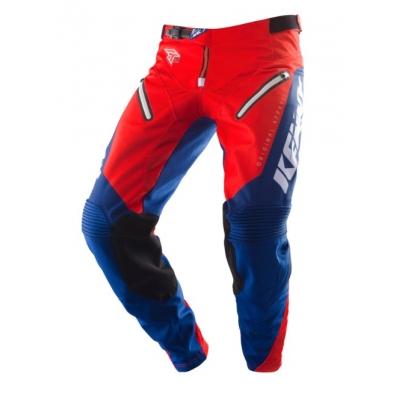 Nohavice KENNY Titanium 2019 - červeno modré