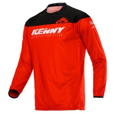 Dres Kenny Track Raw 2020 detský - červená