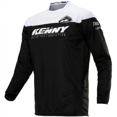 Dres Kenny Track Raw 2020 - čierna biela