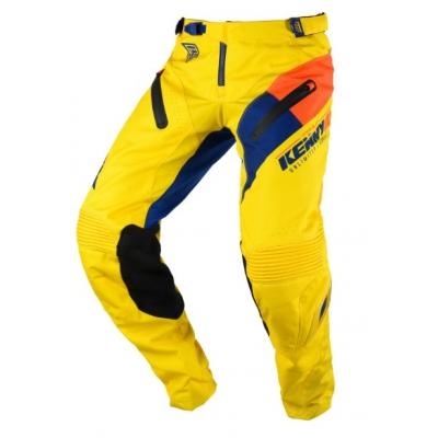 Nohavice Kenny Titanium 2020 - žltá
