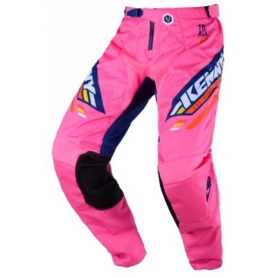 Nohavice Kenny Track Victory 2020 - ružová