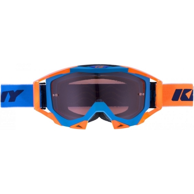 Okuliare Kenny Titanium 2017 - modrá oranžová