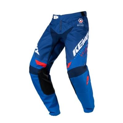 Detské nohavice KENNY TRACK 2021 PATRIOT, modré