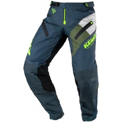Nohavice Kenny Titanium 2020,sivo-khaki zelené