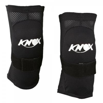 Chránič kolien Knox Flex-Lite pod motorkárske nohavice, na motorku