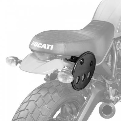 Platforma Kriega pre tašku na sedadlo - Ducati Scrambler solo