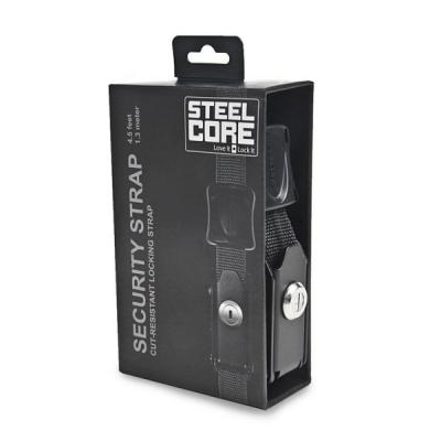Kriega Steelcore Security strap - popruh oranžový