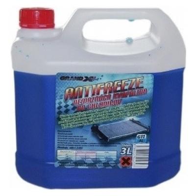 Chladiaca kvapalina G11 3L modrá/zelená