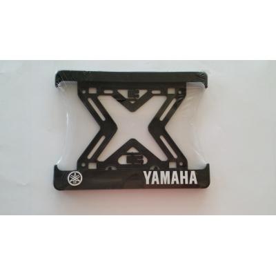 Podložka pod ŠPZ moto - 3D Yamaha