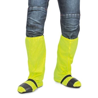 Návleky na čižmy OJ COMPACT , neónovo žlté