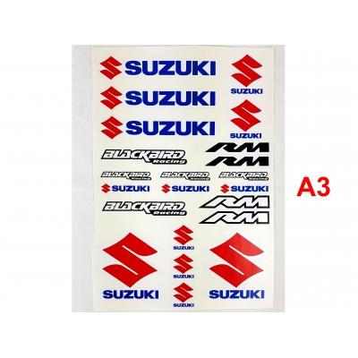 Nálepky Suzuki1