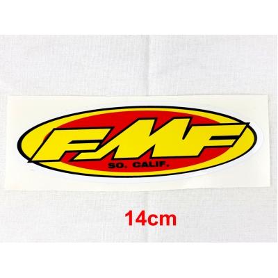 Nálepka FMF1 14cm