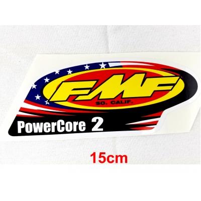 Nálepka FMF2 15cm
