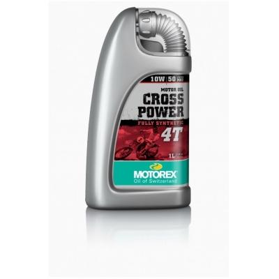 Olej MOTOREX Cross Power 4T 10W50 1L