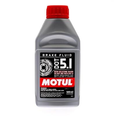 Motul brzdová kvapalina DOT 5,1 500ml