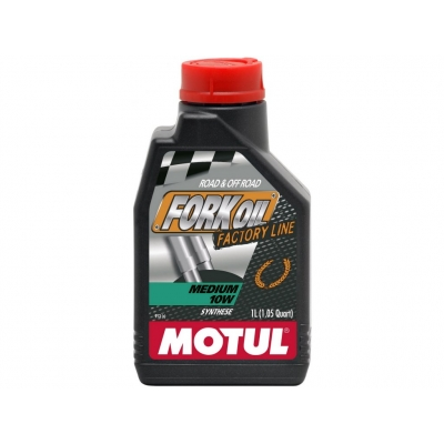 Motul tlmičový olej FORK OIL Factory Line light/medium 7,5W 1L, do motorky