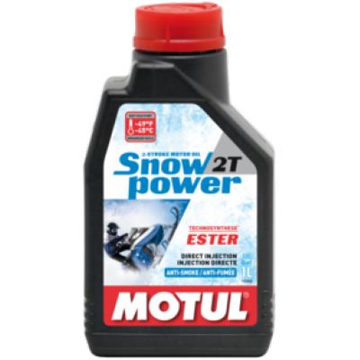 Repsol Snow Power 2T, 1L, do snežného skútra