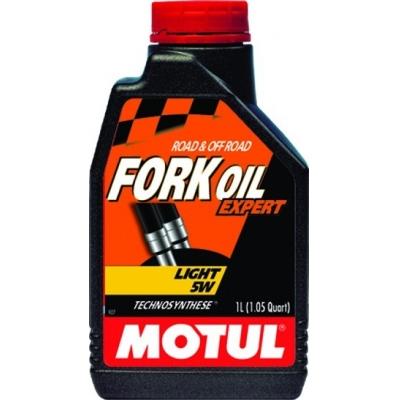 Motul tlmičový olej FORK OIL Expert light 5W 1L, do motorky