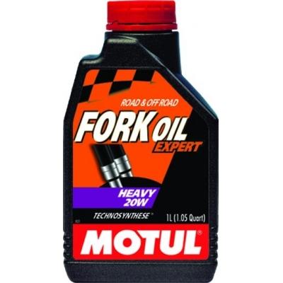 Motul tlmičový olej FORK OIL Expert heavy 20W 1L, do motorky