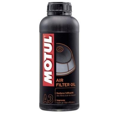Motul A3 Air Filter Oil 1L, na motorku