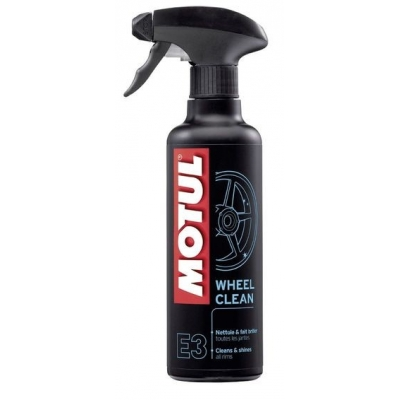 Motul E3 Wheel Clean 400ml, na motorku