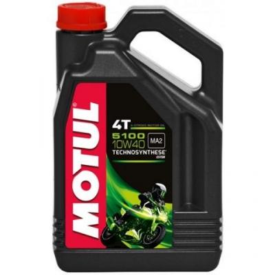 Olej Motul 5100 4T 10W-40 4L