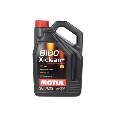 Olej MOTUL 8100X-CLEAN 5W30 5L