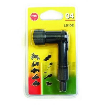 Fajka na sviečku - NGK 14mm 90° LB10E-B1