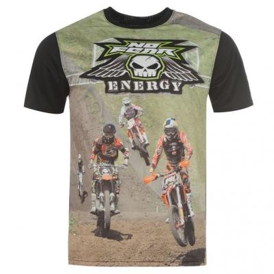 Tričko s krátkym rukávom Energy NO FEAR