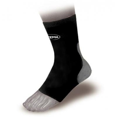 Ponožka ORTEMA X-Foot Silikón - päta