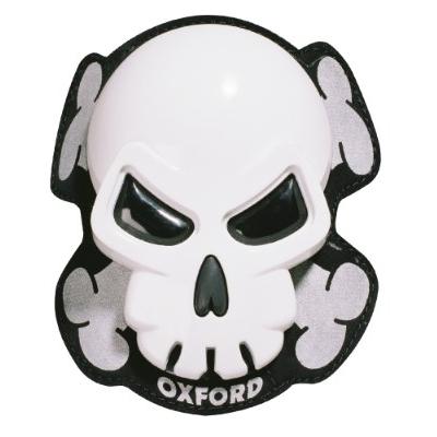 Slidery Oxford skull biele