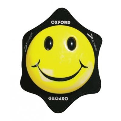 Slidery Oxford smiley žlté