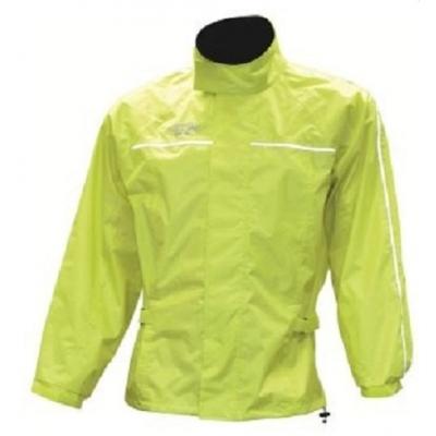 Nepremokavá bunda Oxford Rainseal neon