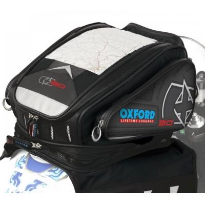 Tankvak Oxford X30 magnet čierny