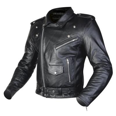 Kožená bunda Ozone Ramones, na motorku