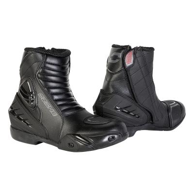 Kožené topánky Ozone Urban, na motorku
