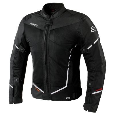 Textilná bunda Ozone JET II čierna