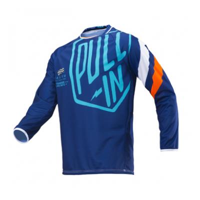 Dres PULL IN Challenger 2019 - modro oranžový