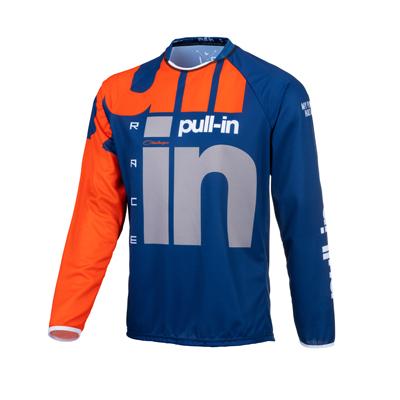 Dres PULL IN Challenger 2021,oranžovo-modrý