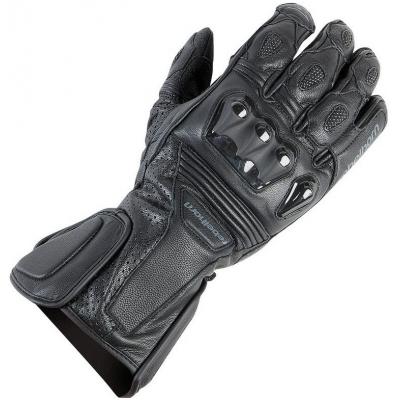 Kožené rukavice Rebelhorn Blaze PRO, na motorku