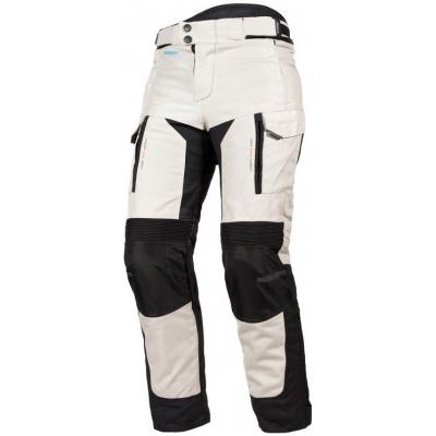 Textilné nohavice Rebelhorn Hardy PRO čierno-sivé, na motorku