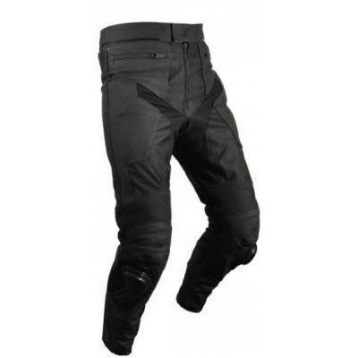 Kožené nohavice Rebelhorn Hybrid, na motorku