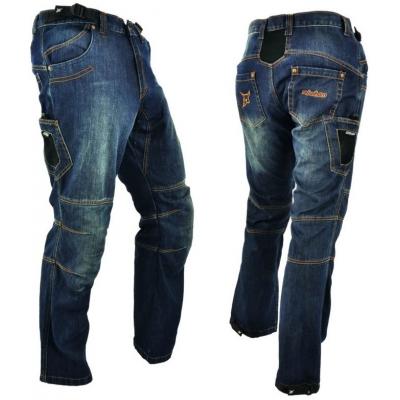 Kevlarové nohavice Rebelhorn Urban II, na motorku