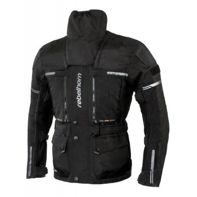 Textilná bunda Rebelhorn Cubby III - čierna