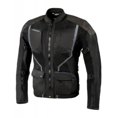 Textilná bunda Rebelhorn Scandal - čierna