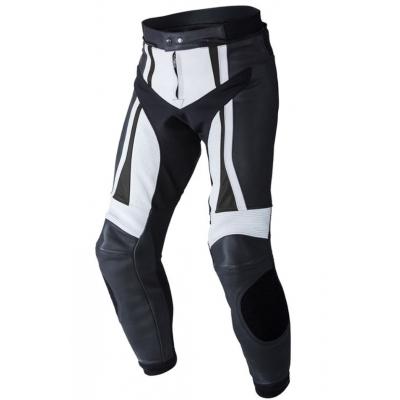 Kožené nohavice Rebelhorn Piston II Pro biele