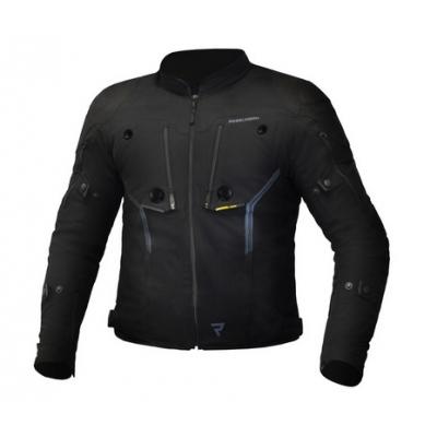 Textilná bunda Rebelhorn Borg - čierna