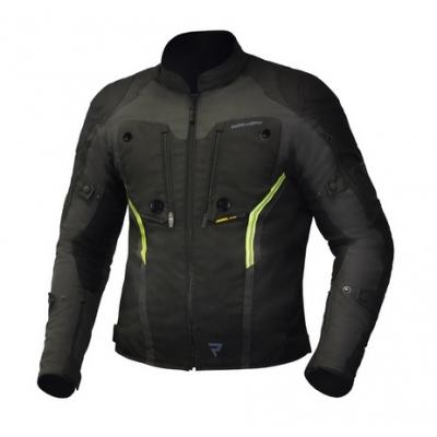 Textilná bunda Rebelhorn Borg - sivá