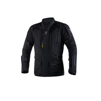 Textilná bunda Rebelhorn Hardy II - čierna